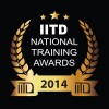 Outstanding Achievement - Independent Training Consultancy 2014